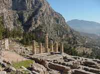 Ancient Delphi - The 2-days tour to Delphi in Greece