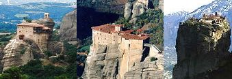Details and photos of the 2-day tour to Meteora monasteries