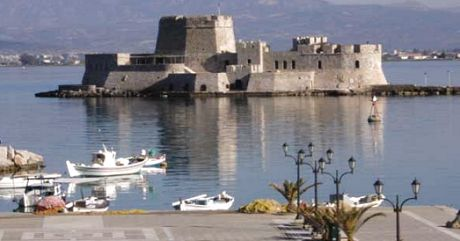 Palamidi fortress in Nafplion - Monday Special - 4-day Classical Tour of Greece