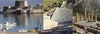 Details and photos of the Monday Special - 4-day Classical Tour of Greece