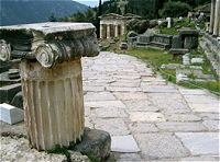 The oracle of Delphi - The 2 days tour to Delphi, Greece